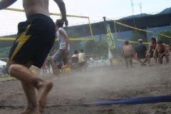 Beachvolleyballturnier 2008 - Tag 2